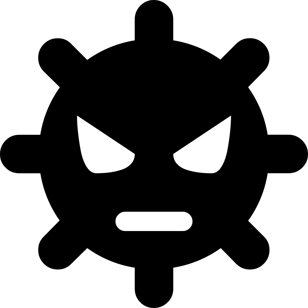 Virus Svg Png Icon Free Download (#77296).