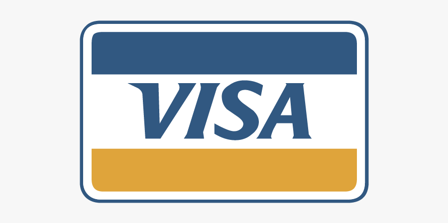 Visa Card Vector Logo.