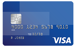 New Chip Technology for G.A.P. FCU VISA Credit Cards.