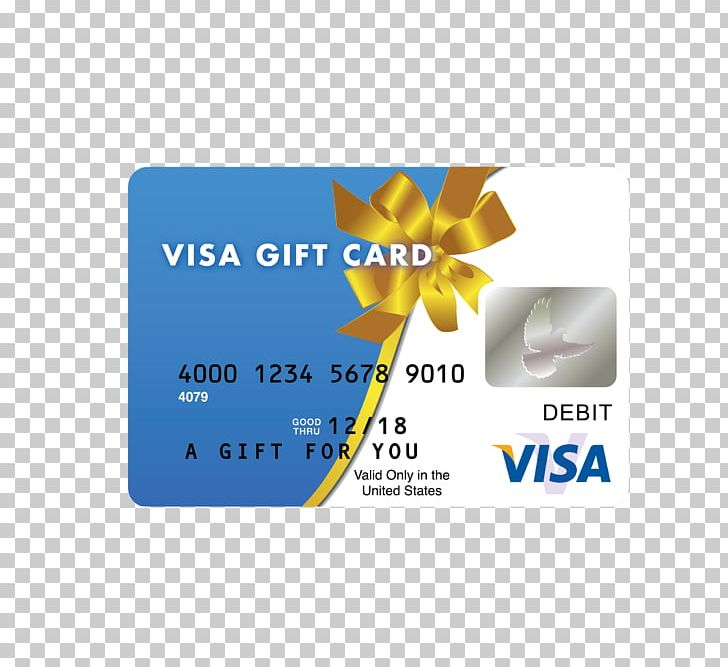 Gift Card Visa Credit Card Debit Card PNG, Clipart, 24 Hours, Atm.