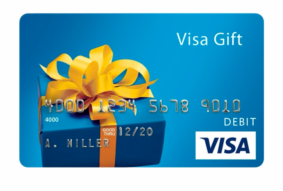 Pay Down Your Loan & Receive A Visa Gift Card.