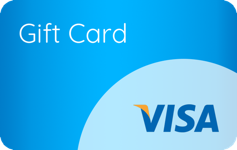Visa Gift Card.