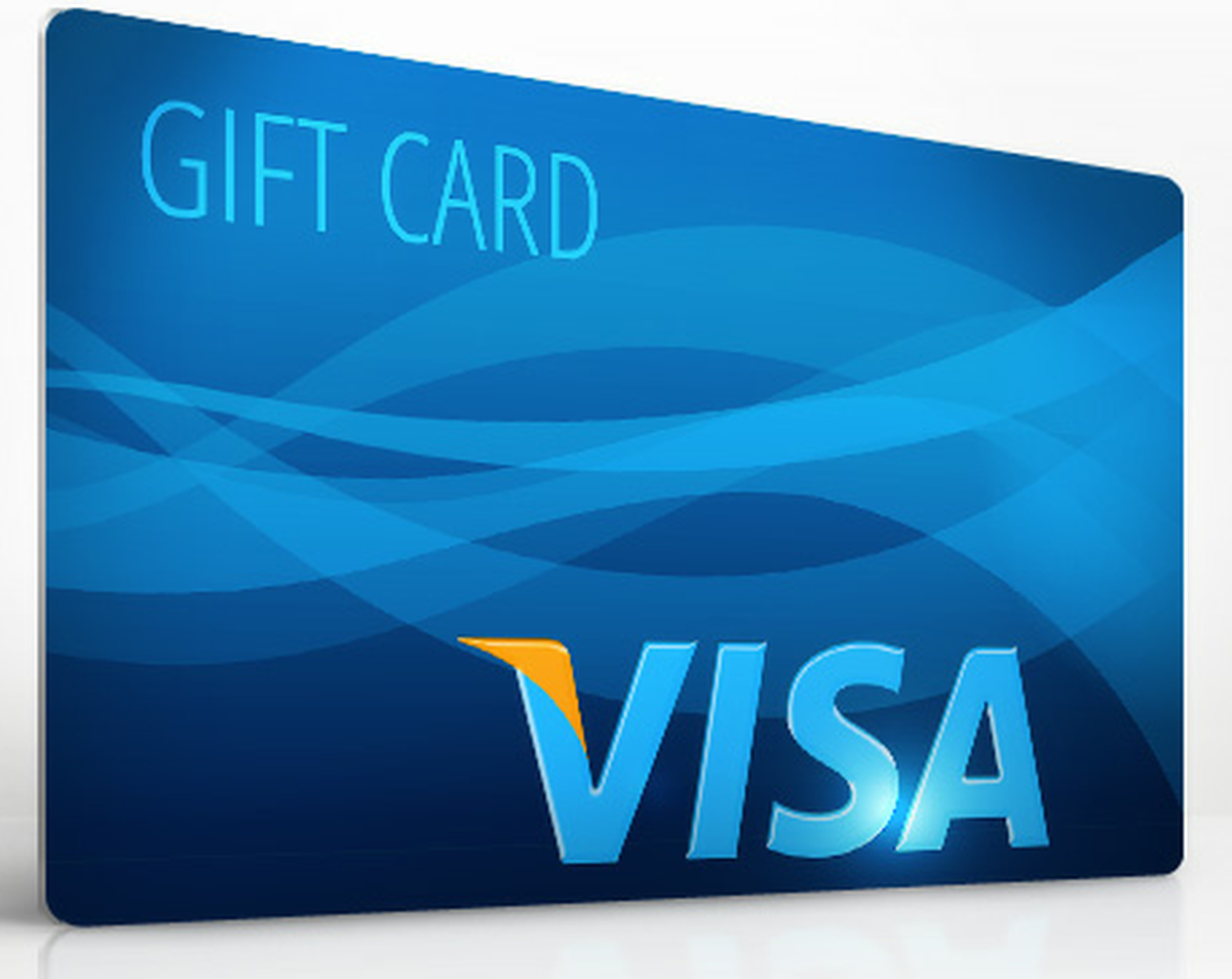 Visa gift cards containing only a few dollars can be difficult to.
