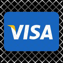 Visa Icon.