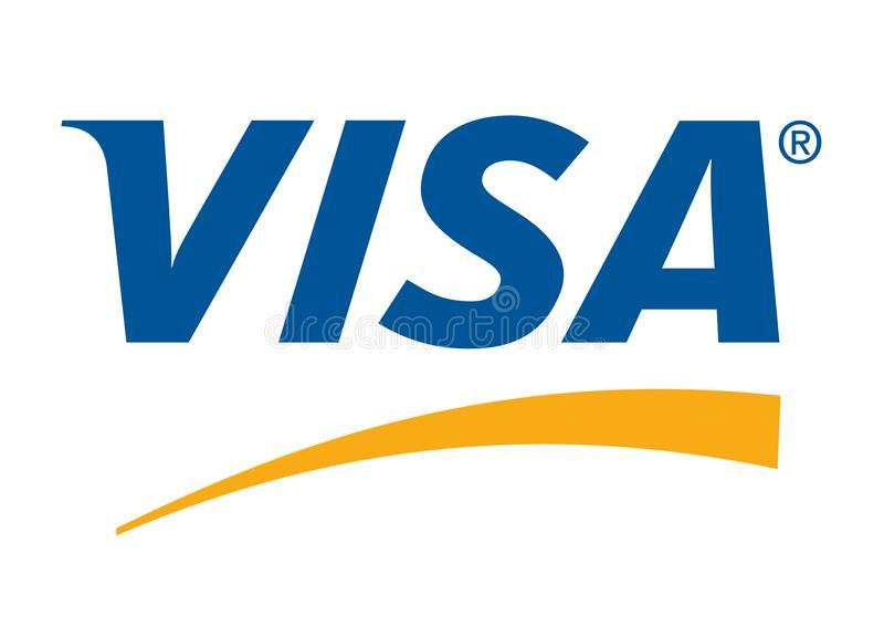 Visa Logo Stock Illustrations.