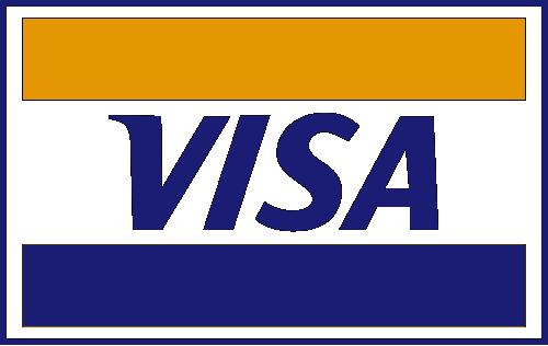 Visa Logo】.