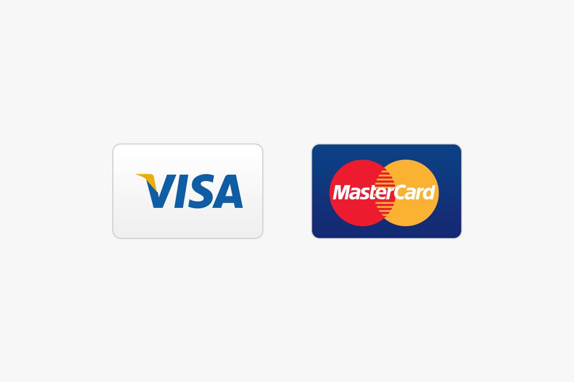 Visa Master Icon #22263.
