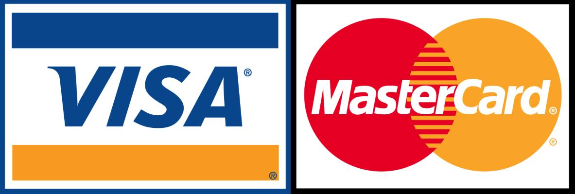 All Seasons Cottage Breaks VISA:MasterCard icons.