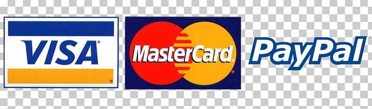 Mastercard Visa Credit Card PayPal Logo PNG, Clipart, Area, Banner.