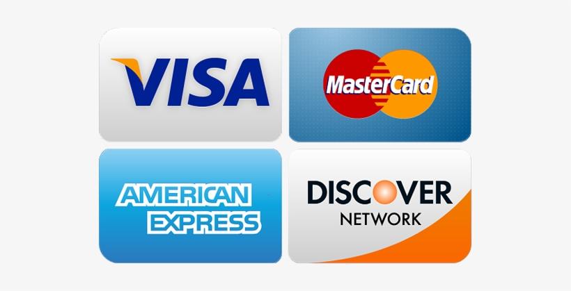 Visa Mastercard American Express Discover Logo Png Group (+), HD Png.
