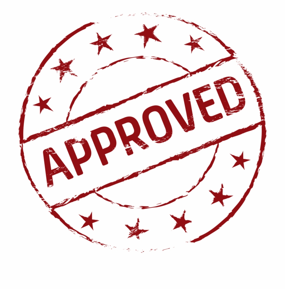 Approved Stamp Stamp Approved Png Image.