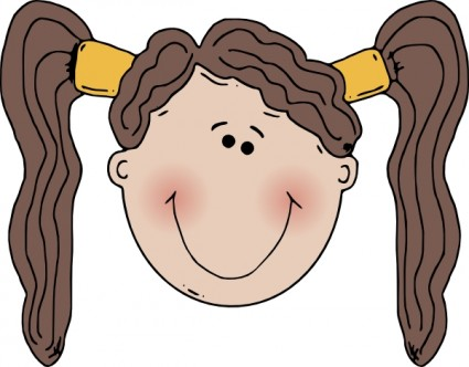 Girl Clip Art Pictures.