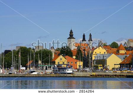 Visby Sweden Banco de imágenes. Fotos y vectores libres de.