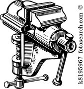 Vise grip Clip Art Vector Graphics. 137 vise grip EPS clipart.