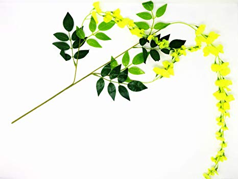 Buy Insej Artificial Kanikonna Flowers for Vishu kani.