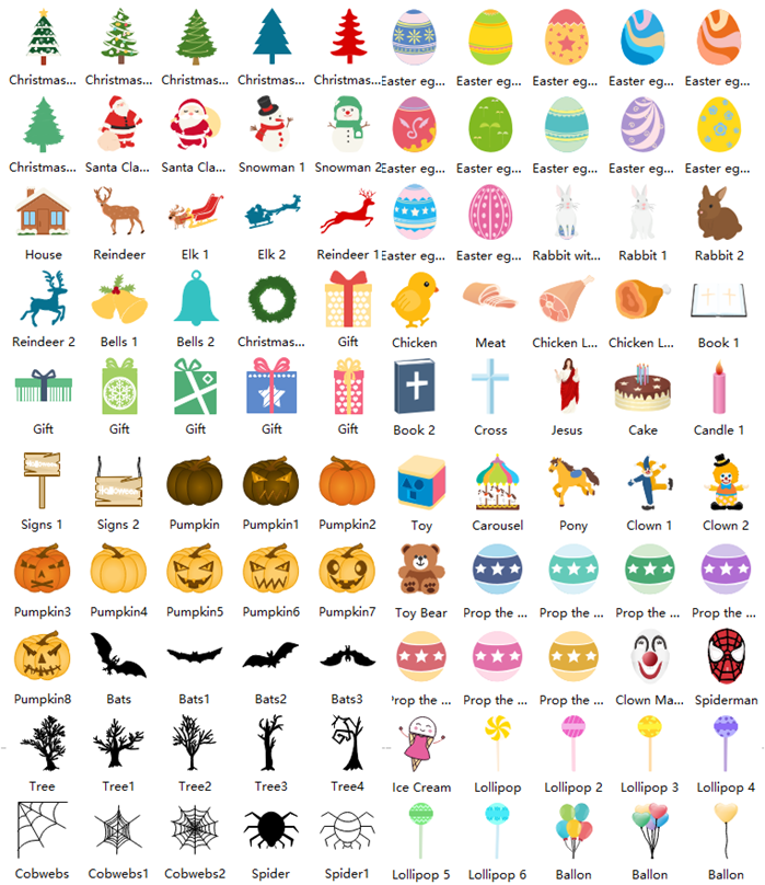 Free Clipart Images: Great Visio Alternatives to a Wide.