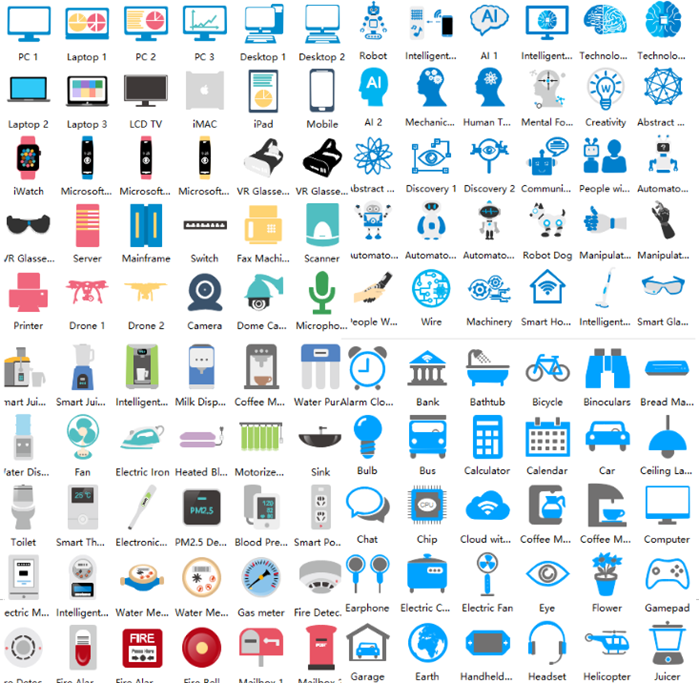Free Clipart Images: Great Visio Alternatives to a Wide Topics.