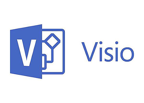 Microsoft Visio Professional.