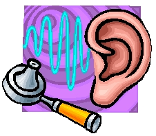 Hearing Test Clipart.