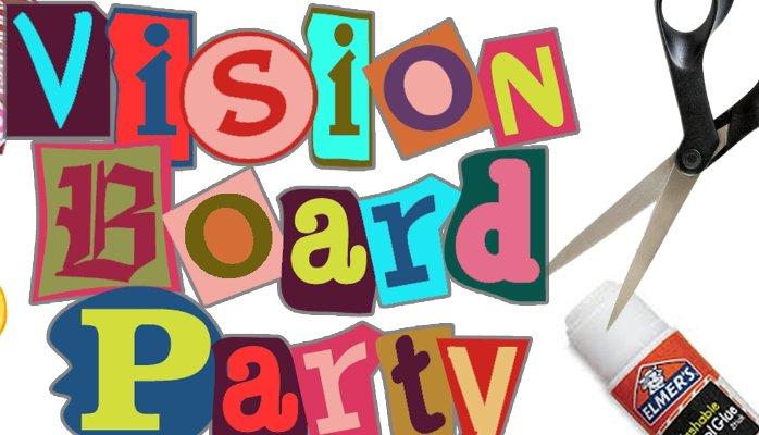 Vision Board Party (Los Angeles) — SugarCane Junkie.