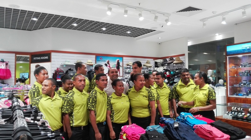 Jack's of PNG opens second store at Vision City.