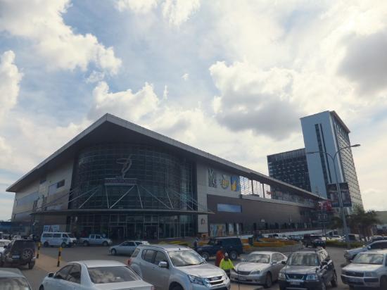Vision City Mega Mall.