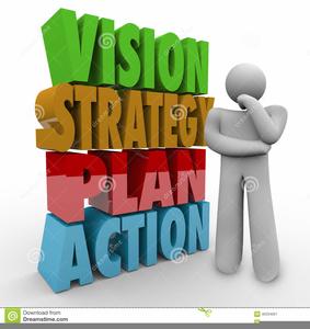 Strategic Vision Clipart.