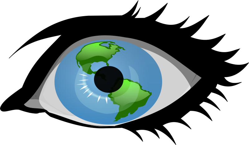 Free Clipart: Global Vision.