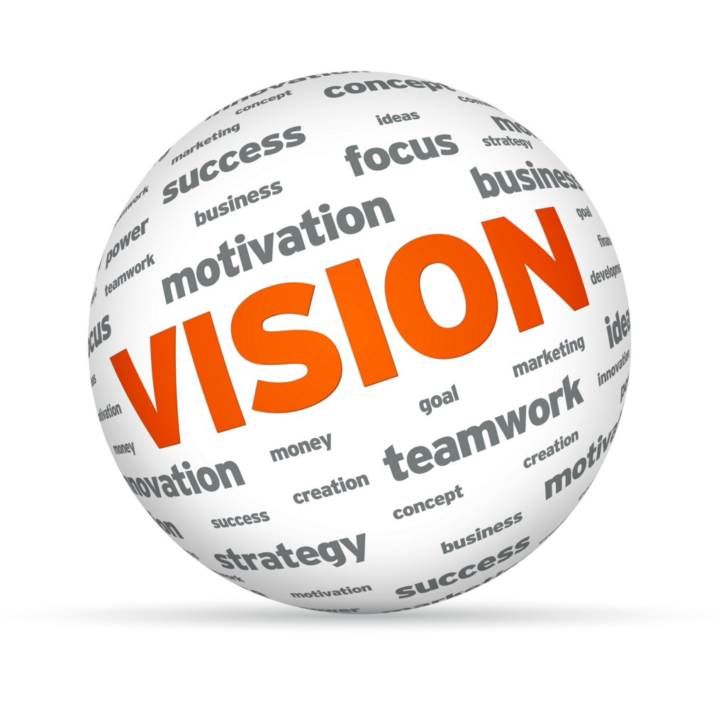 Mission and Vision Clipart.