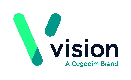 Vision logo.