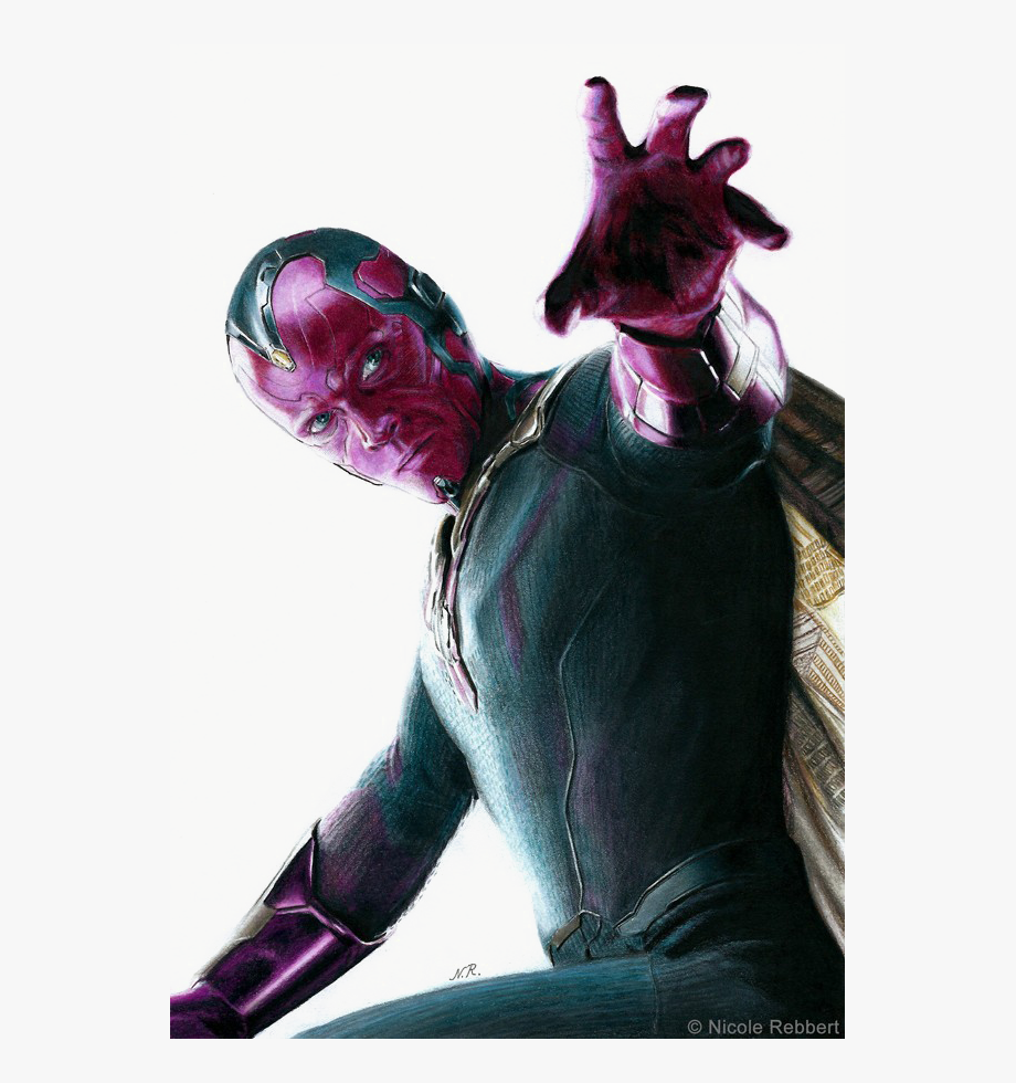 Download Marvel Vision Png Clipart.