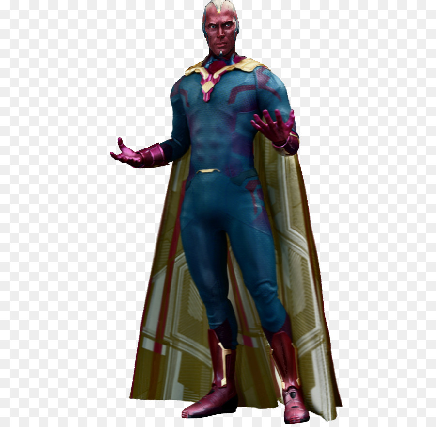 Vision Captain America Marvel Cinematic #10674.