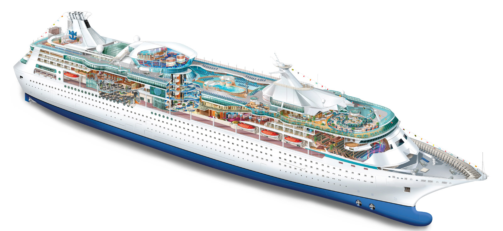 Vision of the Seas.