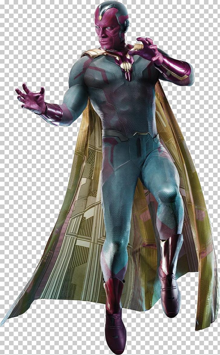Vision Captain America Ant.