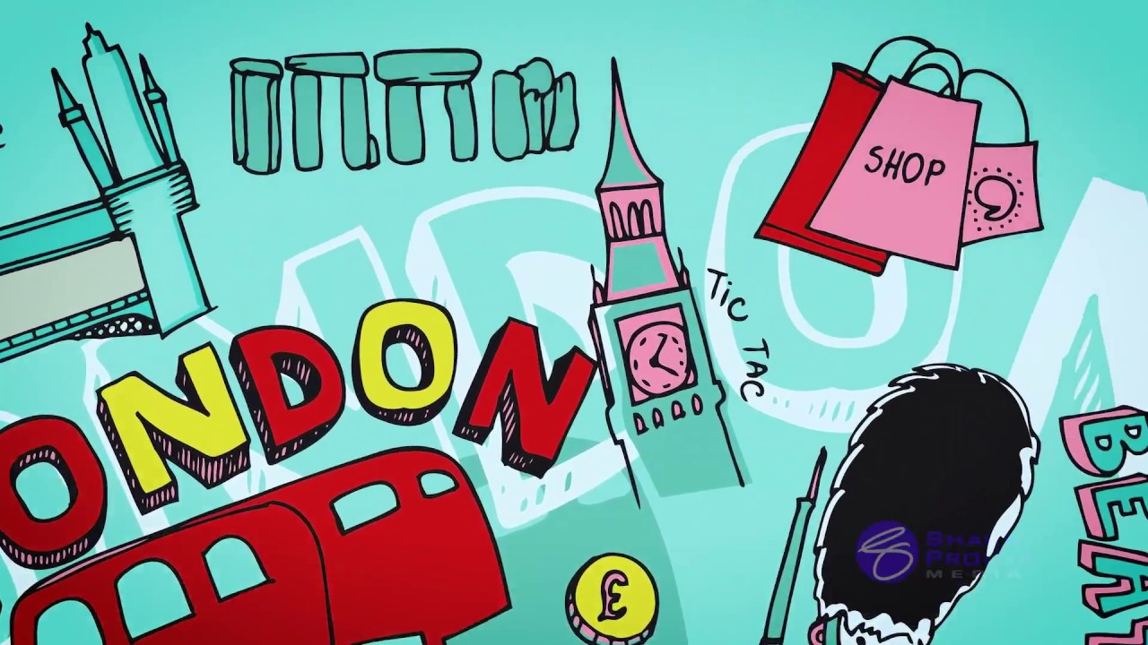 Shaun Proulx Visit Britain :: London.