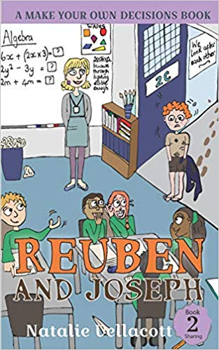 Amazon.com: Reuben and Joseph (The Adventures of Reuben.