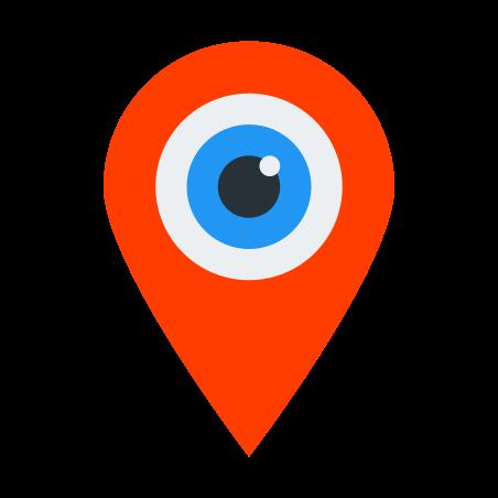 Visit Icon.