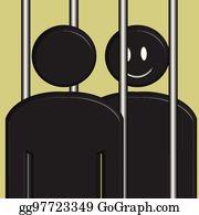 Prison Visit Clip Art.