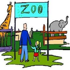 A Visit to a Zoo Essay for school students of class 1 to 3.