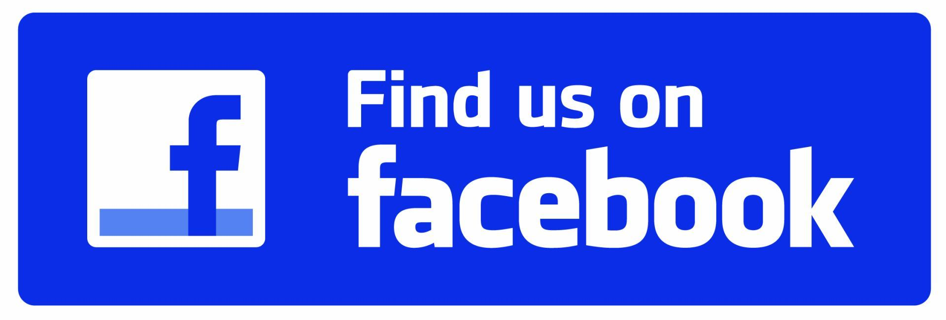 Visit Us On Facebook Logo.