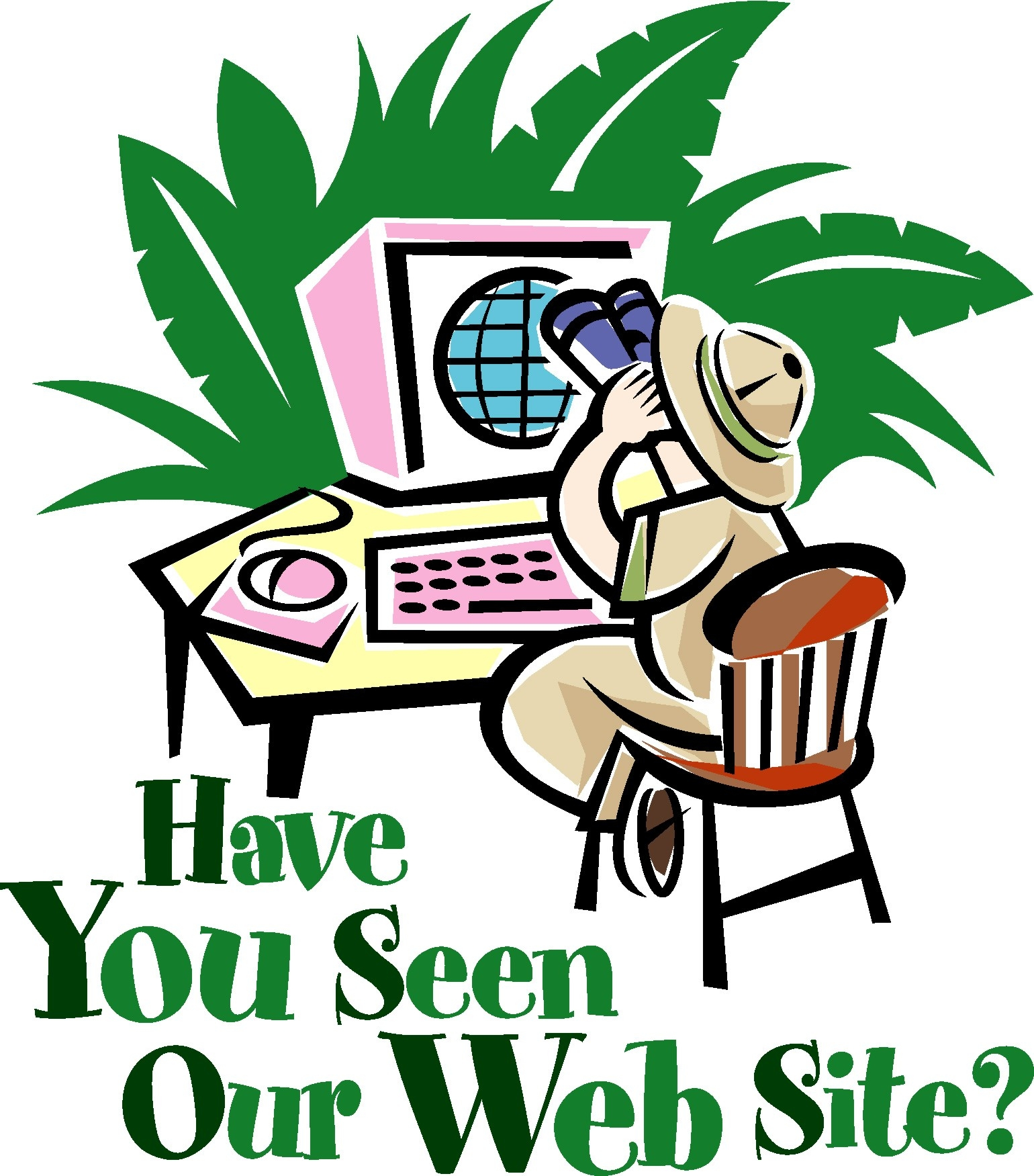 Check Out Our Website Clipart.