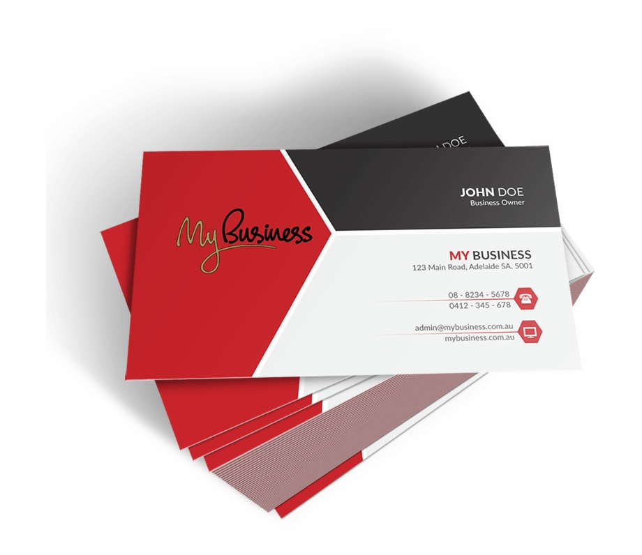 Visiting Cards Png.