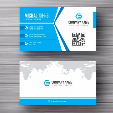 Business Card Design PNG Images.