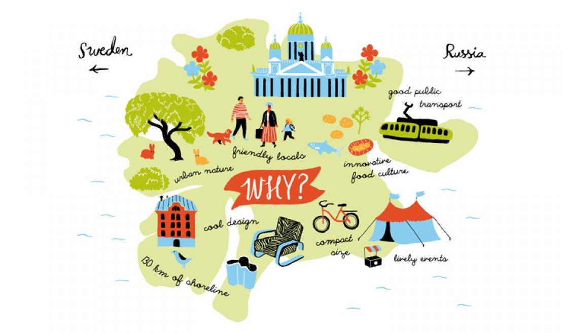 Visit Helsinki : City of Helsinki's official website for tourism.