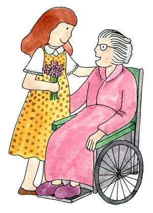 12 Ways to Minister to the Elderly.