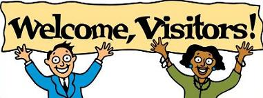 Free Visitors Clipart.