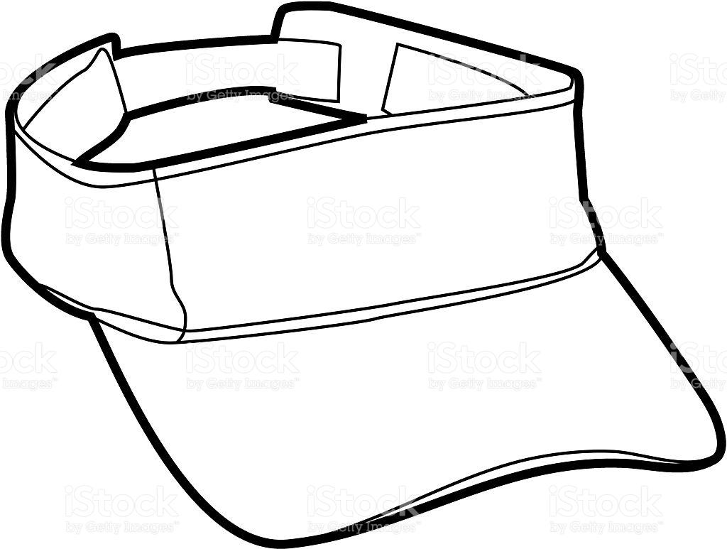 Visor Outline stock vector art 165041401.