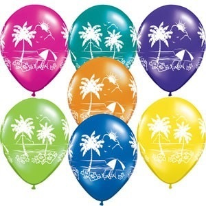 Buy Tropical Vista Balloons.