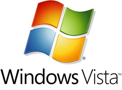 Windows Vista Clipart.