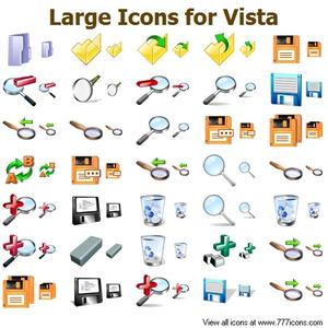 Vista Clip Art.